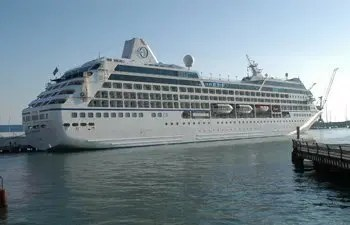 Our Cruise Ship, 2006