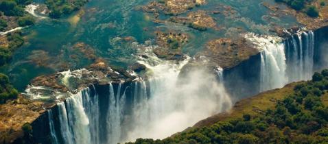 Victoria Falls Overview