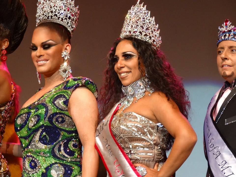 Brandi Amara Skyy Miss Diva USofA at Miss Gay USofA Crowning