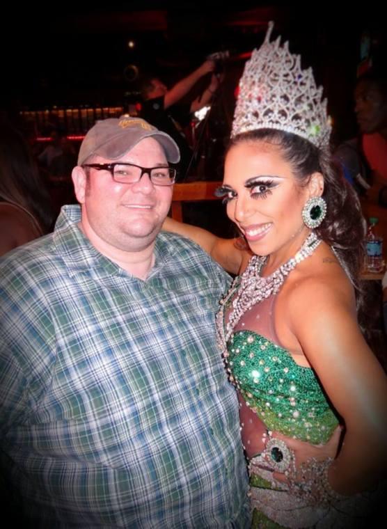 Miss Diva USofA Brandi Amara Skyy and Ben Earley Round Up Saloon