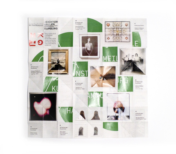 Inspired by Hamburg Catalogue, Packaging, Poster 03