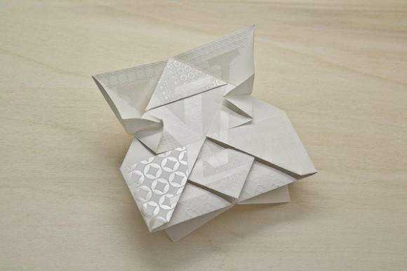 Louis Vuitton – Invitation Origami 04