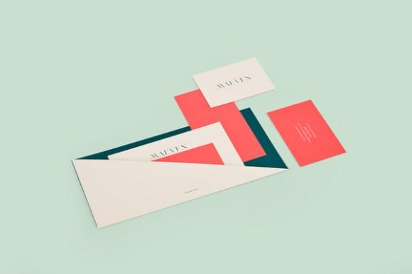 Maeven brand design