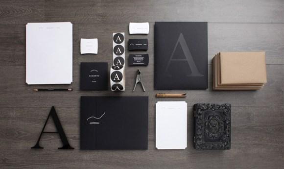 Accents Decoration brand design 07