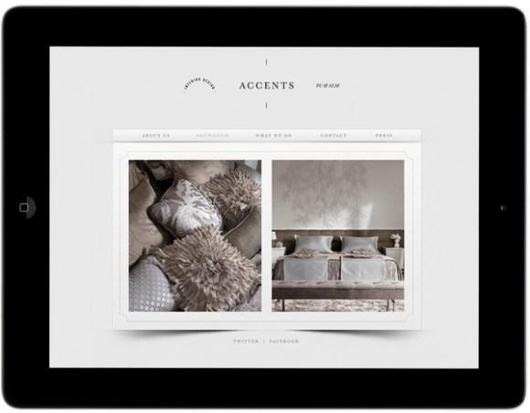 Accents Decoration brand design 12