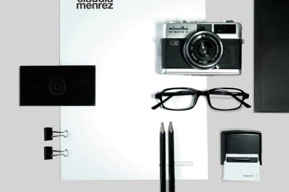 # CLAUDIA Menrez™: Identity 08