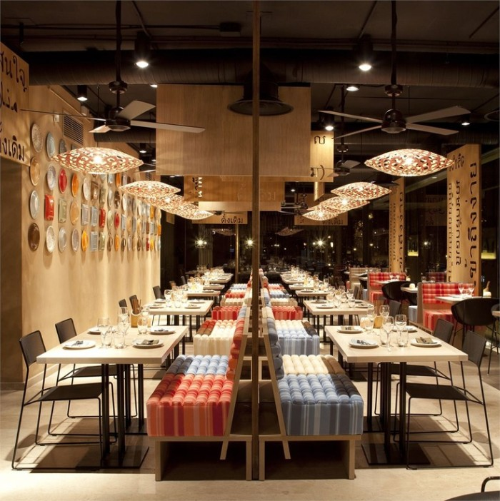 restaurant interior brand design 17