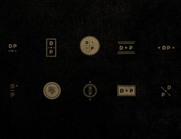 Daily Press Identity identity Design 02