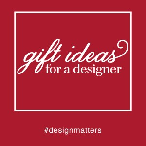 #79: Gift Ideas for the Creative/Design Geek