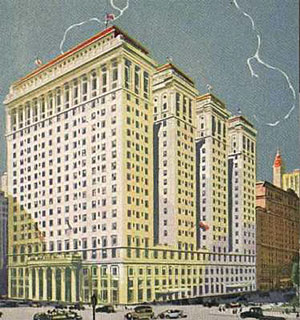 Hotel Pennsylvania, New York