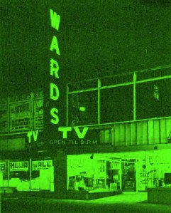 Ward's TV Photo Illustration