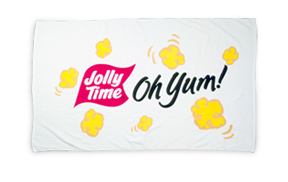 History of Popcorn Brands including Jolly Time