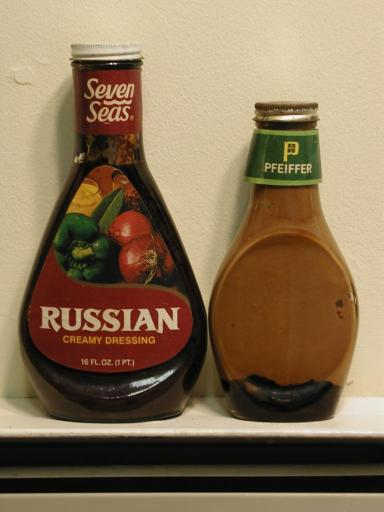 Searching The Seven Seas Salad Dressing