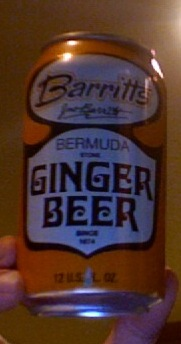 Barritts Bermuda Ginger