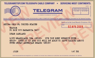 Telegram from Telegramstop