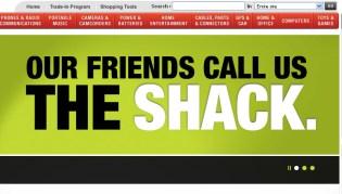 Radio Shack New Name