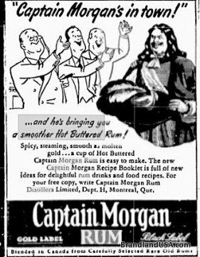 Captain Morgan Moves