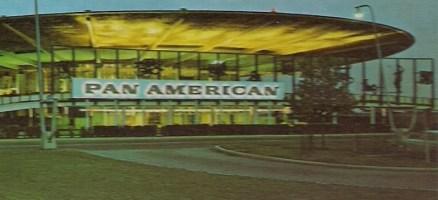 Milton Hebald Sculpture at Pan Am JFK