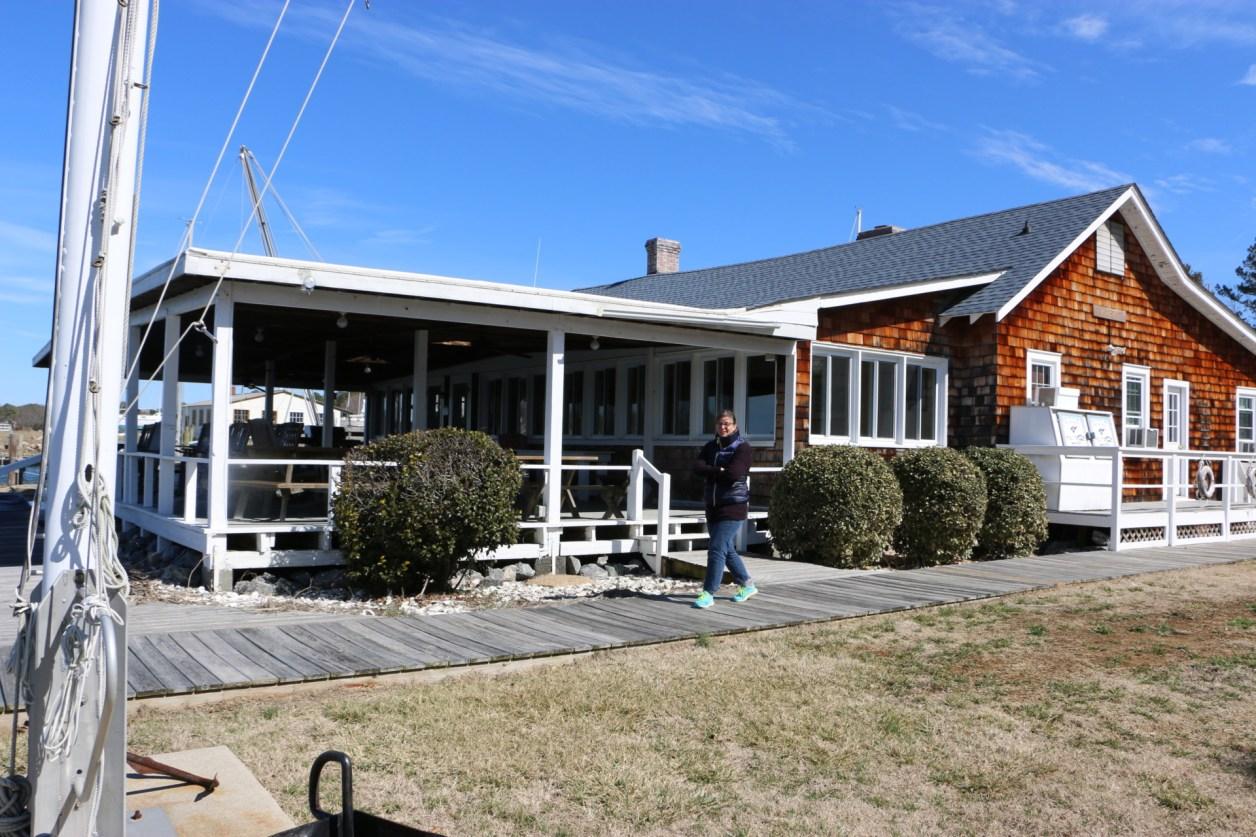 Yacht Club, Mello Yello scene
