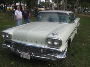 Pontiac at Sarasota Car show