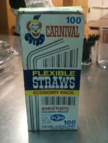 classic American straws