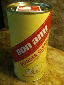 Classic product Bon Ami