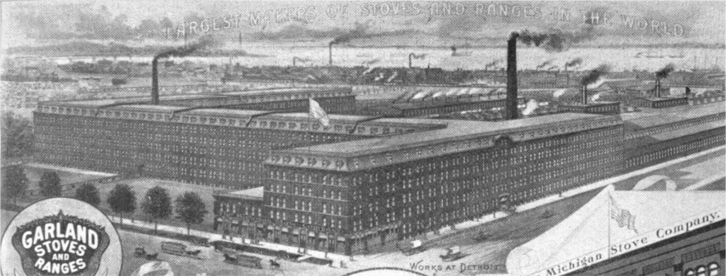 Detroit in History and Commerce by Rogers & Thorpe 1891