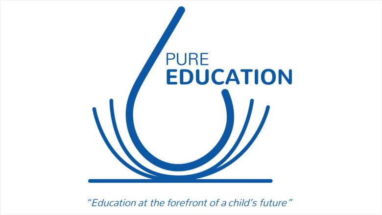 brandner-graphics-pure-education-logo