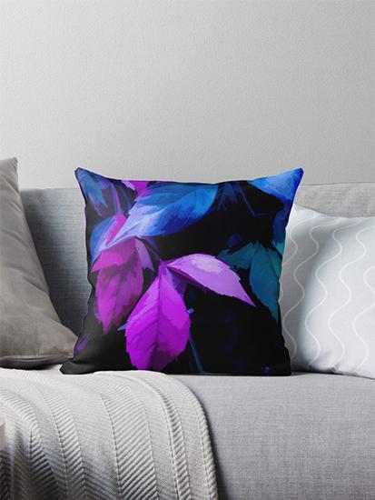 brandner-graphics-flora-&-fauna-parthenocissus-pillow-redbubble-2