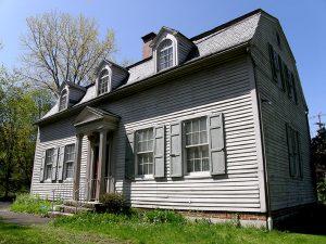 Ives' Danbury Home