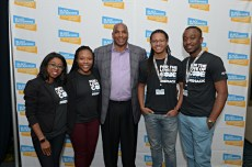 Black Enterprise Hackathon Winners October 2016