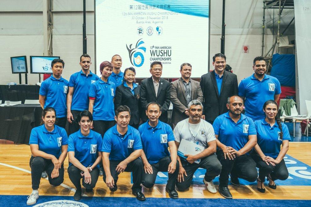 12th Pan-American Wushu Championship, Buenos Aires, Argentina