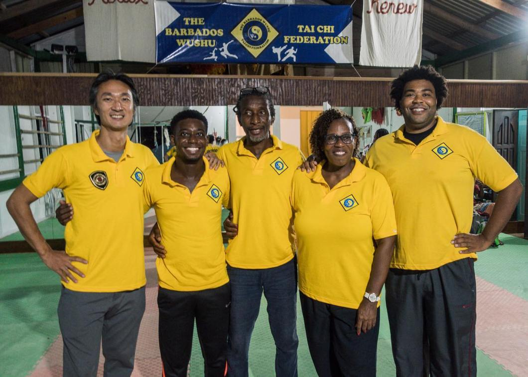 Barbados Wushu Taichi Federation