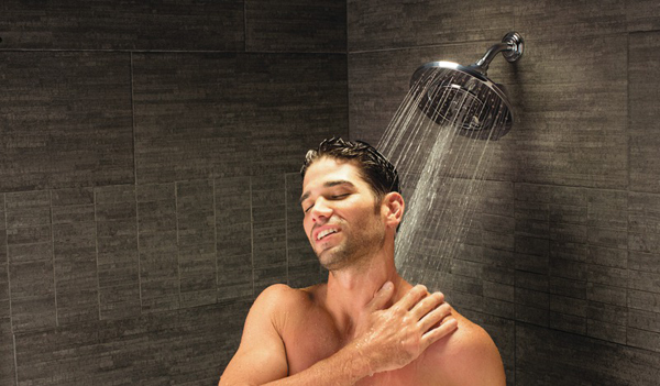 Image result for taking a shower