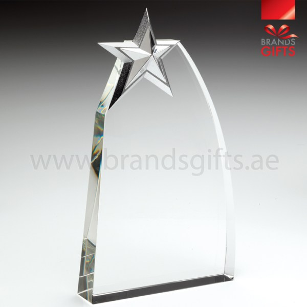 Trophy Suppliers Dubai Custom Printed Crystal Awards Supplier Abu Dhabi