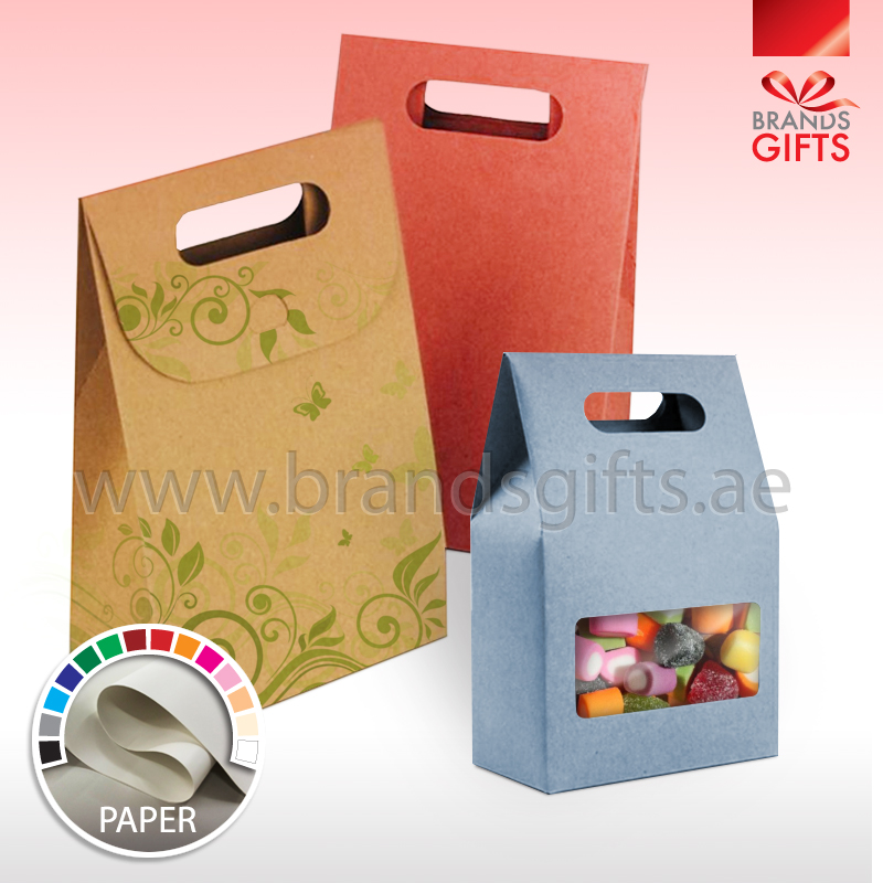Paper Bags | Custom Printed Shopping Bags in Abu Dhabi