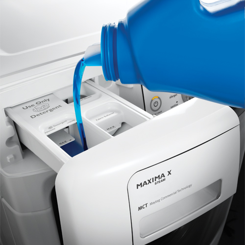 Maytag MHW4200BW 41 CuFt Maxima X Front Load Washer 11