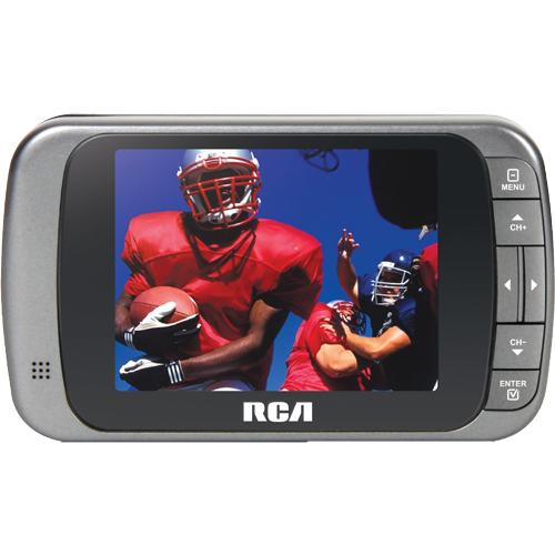 RCA DHT235A 35 LED Portable Digital TV 320 X 240 Lines