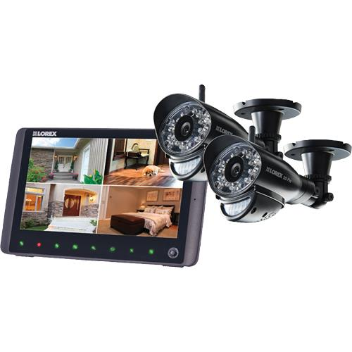 Lorex Wireless Security System 4 Camera