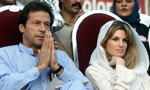 Image result for imran khan and jemima