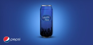 Coke VS Pepsi Continues Pepsi to Launch Pakistan Idol Slim Cans