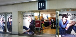 Gap Is Back In The Game