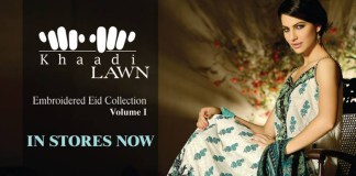 Khaadi introduces Volume I for Eid Collection