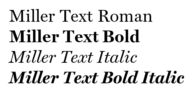 Choosing Fonts for Office - Font Family Installed