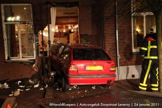Auto-ongeluk Leveroy 24012011 9