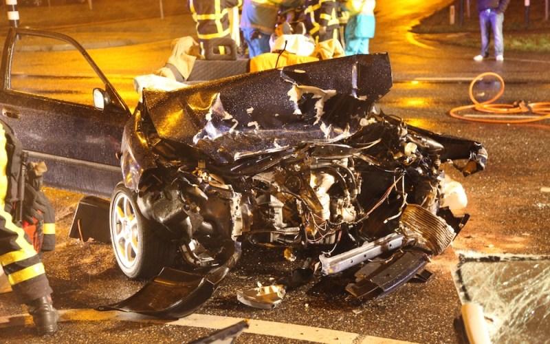Zwaar ongeluk Lindenstraat – Randweg Zuid Nederweert