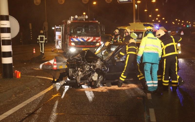 Verkeersongeval Lindenstraat – Randweg Zuid Nederweert (Video)