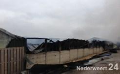 Brand Heijsterstraat Nederweert 1458
