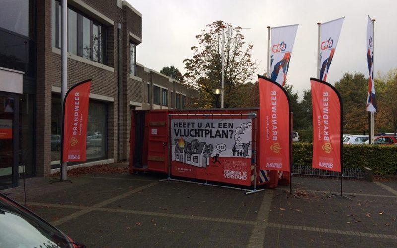 Roadshow Brandveilig Leven 2014 in Nederweert