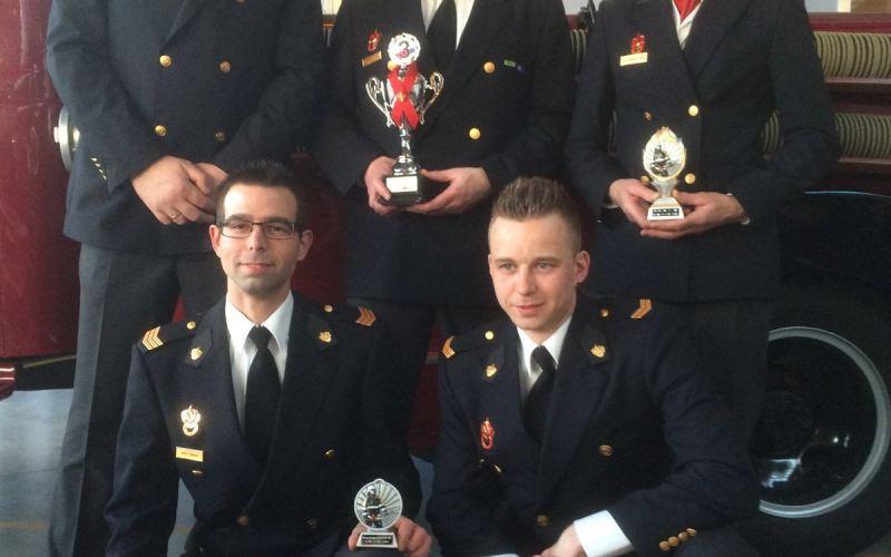 Brandweer Nederweert 3e plaats